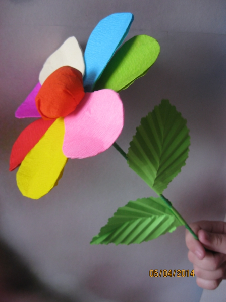 Цветик семицветик сделать своими руками видео